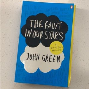 Other - Fault In Our Stars book